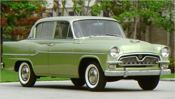 1961 Toyota Toyopet Car Picture