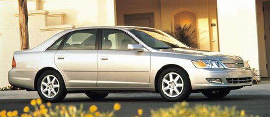 2004 Toyota Avalon Car Picture