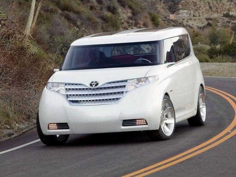 2006 Toyota F3R Front left Concept Car Picture