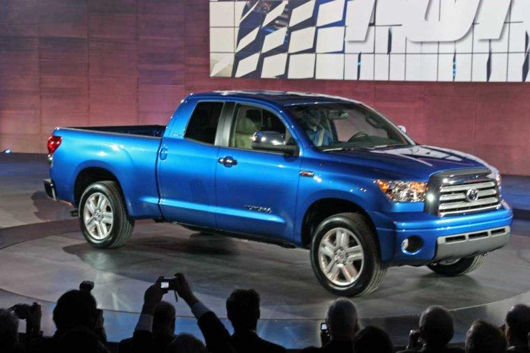 2008 Toyota Tundra Truck Picture