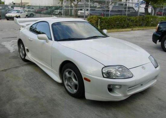 1995 Toyota Supra Car Picture