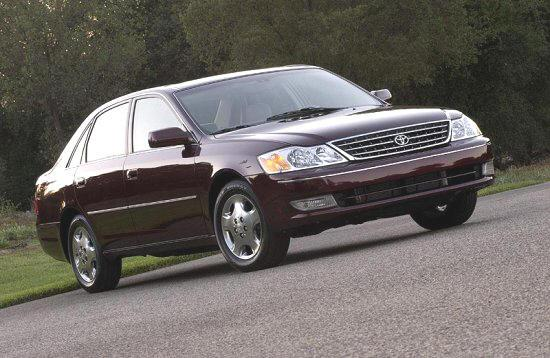 2003 Toyota Avalon Car Picture
