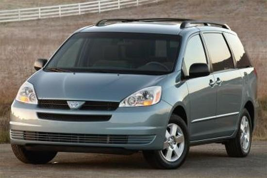 2004 Toyota Sienna Car Picture