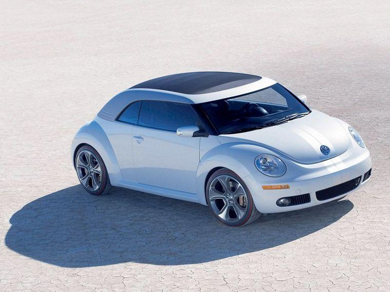 Volkswagen New Beetle Ragster Concept Car Picture