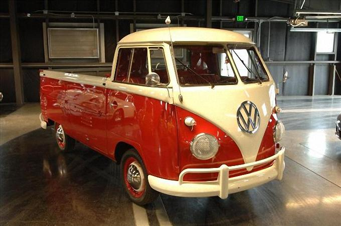 1961 Volkswagen Single Cab Truck Picture