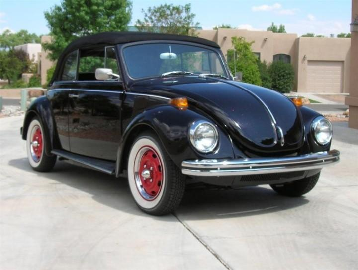1971 Volkswagen Beetle Front Right Car Picture
