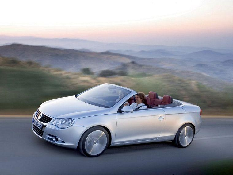2006 Volkswagen Eos Front left Car Picture