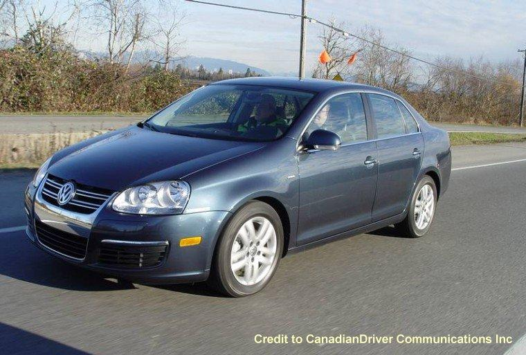 2009 Volkswagen Jetta Front left Car Picture