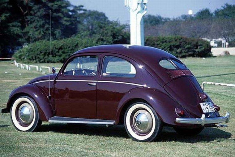 1950 Volkswagen Beetle Car Picture
