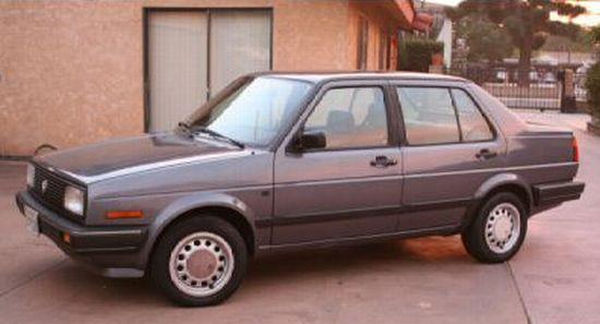 1990 Volkswagen Golf Jetta Car Picture