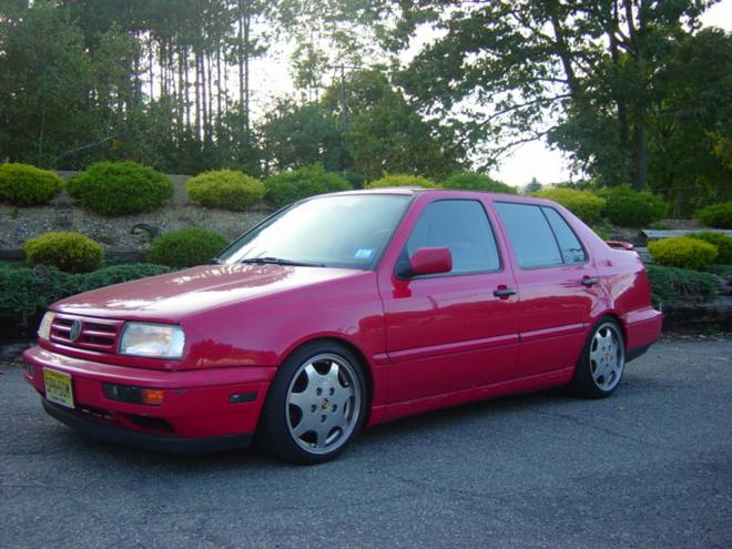 1995 Volkswagen Jetta Car Picture