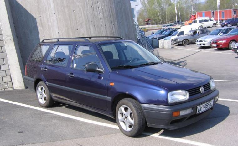 1995 Volkswagen Golf Wagon Picture Car Picture