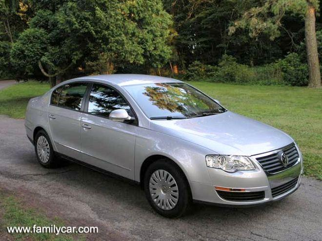 2006 Volkswagen Passat Car Picture