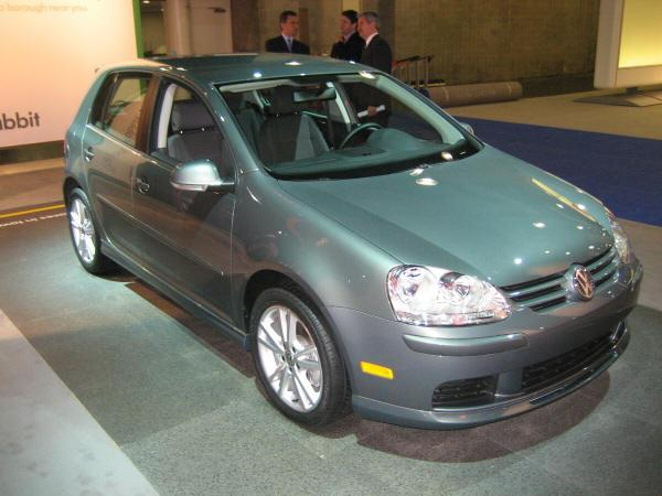 2006 Volkswagen Golf Rabbit Car Picture