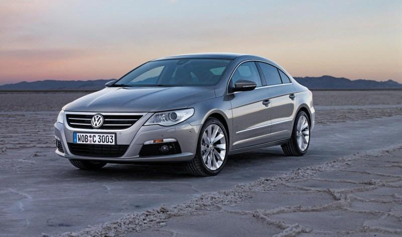 2009 Volkswagen Passat Car Picture