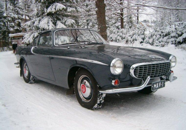 1963 Volvo 1800S Car Picture