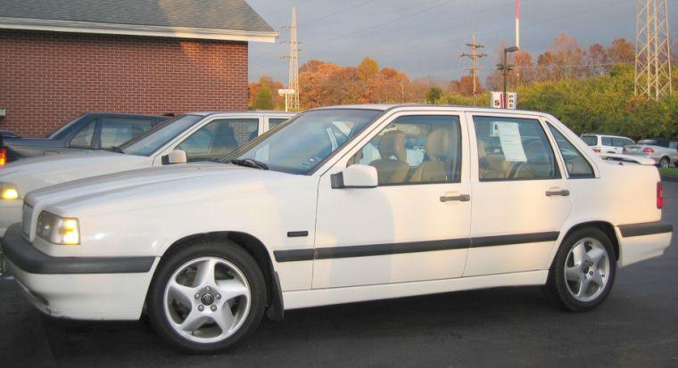 1997 Volvo 850 Car Picture