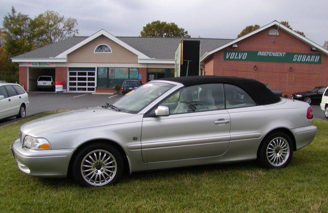 2002 Volvo C70 Car Picture