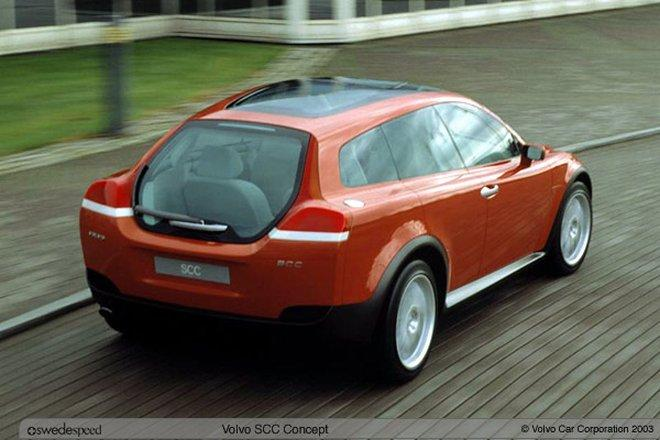2003 Volvo SCC Concept Car Picture