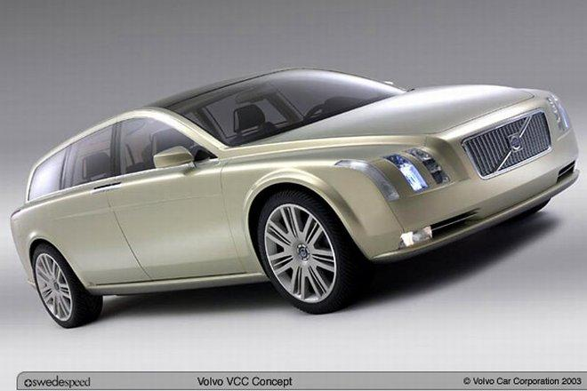 2003 Volvo VCC Concept Car Picture