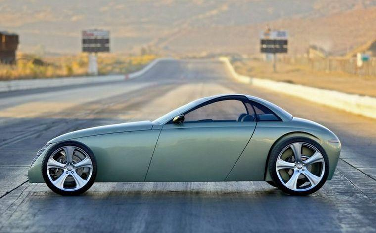 2005 Volvo T6 Roadster Concept Car Picture