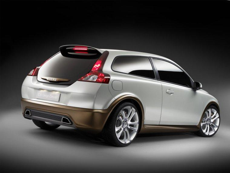 2006 Volvo C30 Concept Car Picture