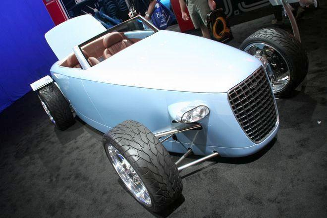 Volvo Caresto Speedster Car Picture