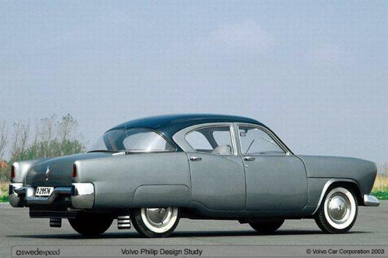 1952 Volvo Philip Concept Car Picture