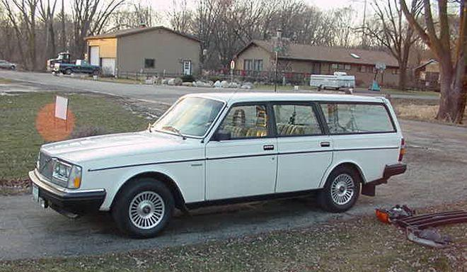 1983 Volvo 245 GL Station Wagon Picture