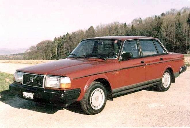 1988 Volvo 240 Car Picture