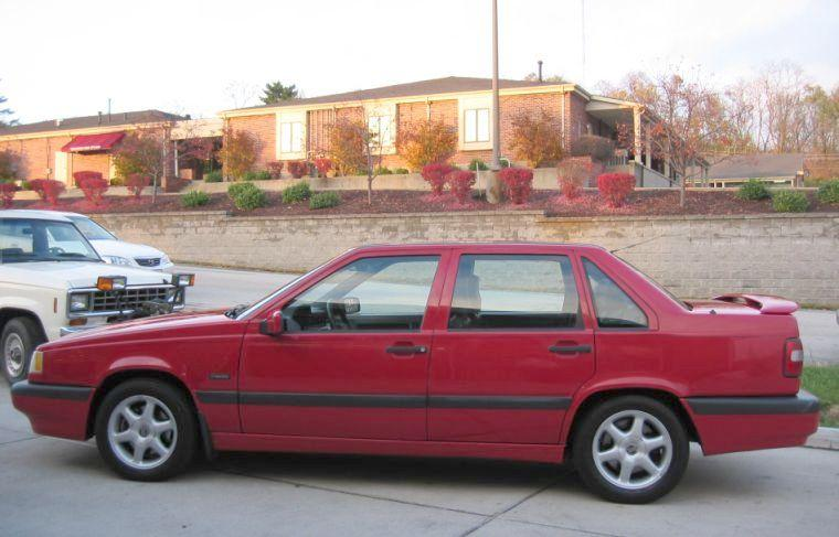 1995 Volvo 850 GLT Car Picture