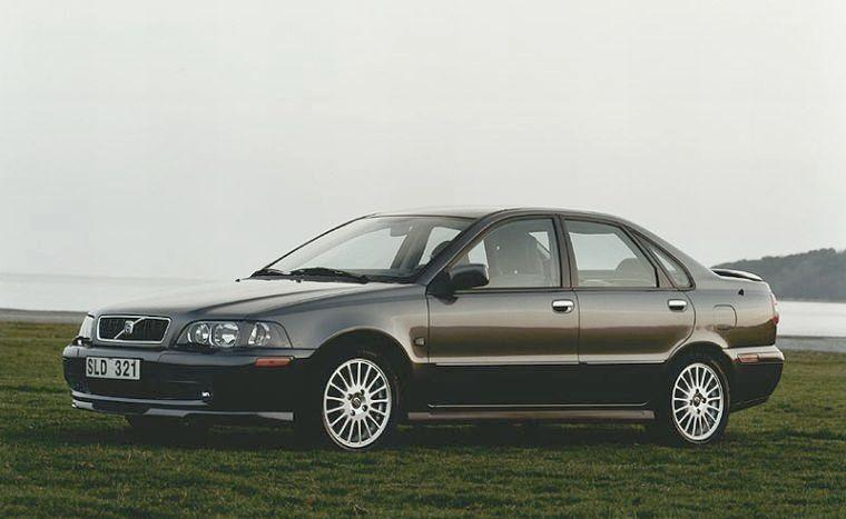 2003 S40 Car Picture