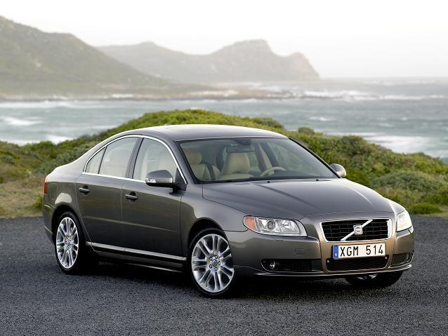 2008 Volvo S80 Front Right Car Picture