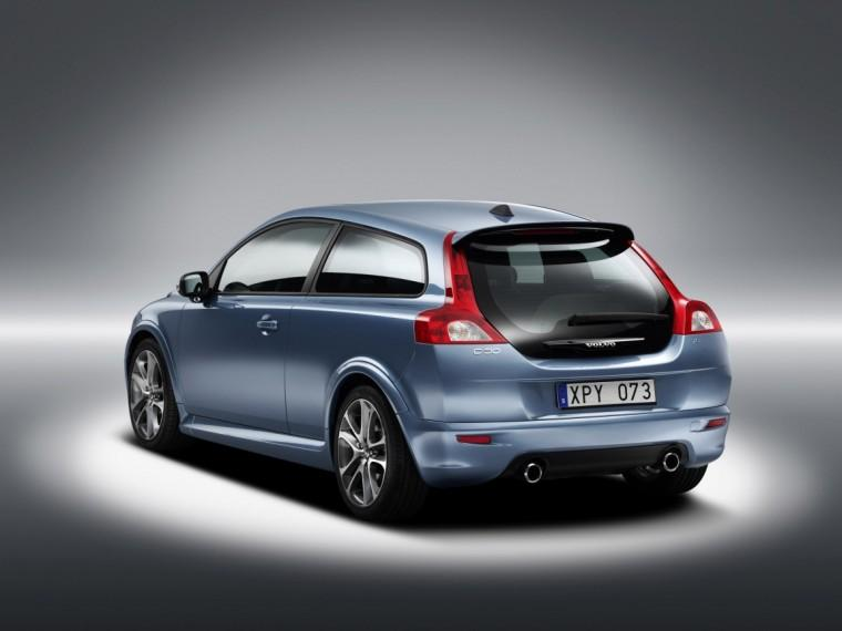 2009 Volvo C30 Rear left Car Picture