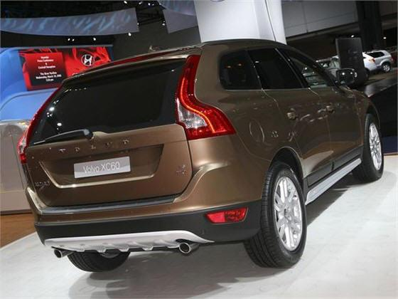 2009 Volvo XC60 Rear Right Car Picture
