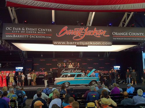 Barrett-Jackson Auction Photo