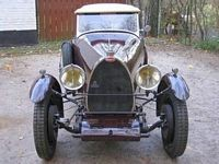 Front View 1924 Bugatti T30 Car Picture